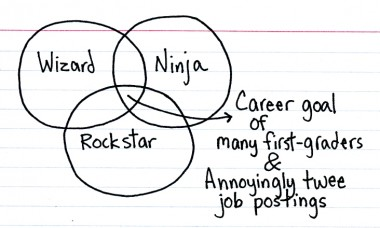 These are already jobs.