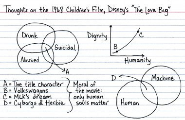 Even Disney Movies were built around trauma.